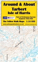 A&A Map Tarbert, Isle of Harris