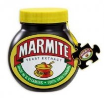 Jigsaw Marmite Gift Tin 500pc