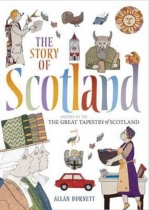 Story of Scotland Inspired by Great Tapestry