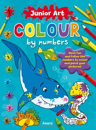 Junior Art Colour by Numbers