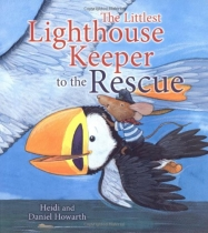 Littlest Lighthouse Keeper to the Rescue, The (Oct)