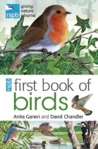 RSPB First Book of Birds
