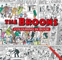Broons Colouring Book