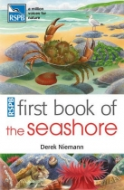 RSPB First Book of Seashore