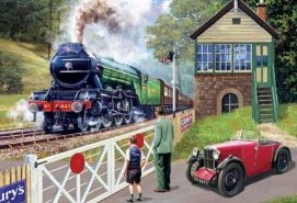 Back on Track - Flying Scotsman 500pc