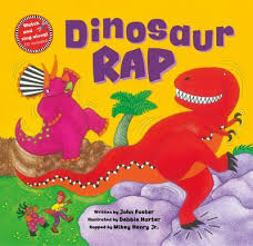 Watch and Sing Along Dinosaur Rap (Nov)