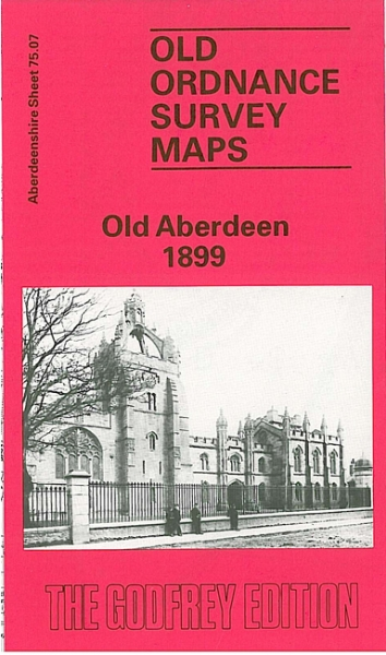 Old OS Map Aberdeen Old 1899