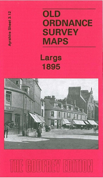 Old OS Map Largs 1895