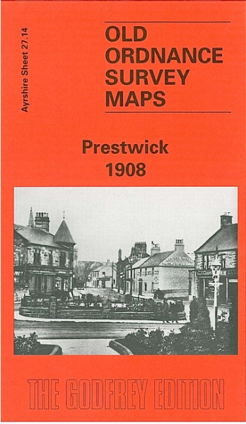Old OS Map Prestwick 1908