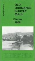 Old OS Map Girvan 1908