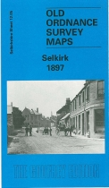 Old OS Map Selkirk 1897