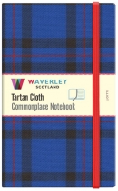 Tartan Cloth Notebook Large: Elliot