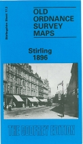 Old OS Map Stirling 1896
