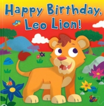 Happy Birthday Leo Lion!