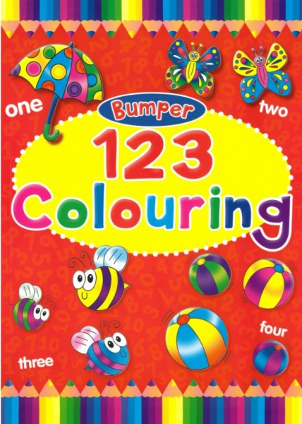 Bumper 123 Colouring