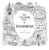 Colouring Book of Edinburgh (Mar)