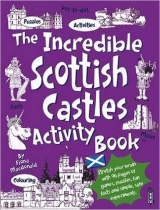 Incredible Scottish Castles Activity Book (Feb)