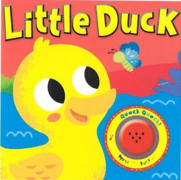 Little Duck Sound Book (Jan)