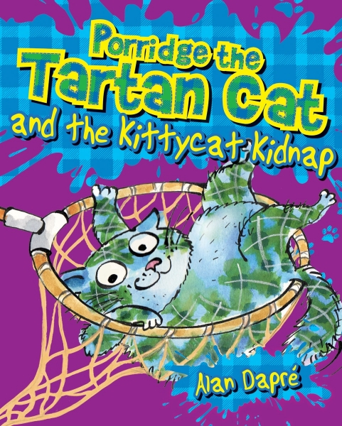 Porridge the Tartan Cat & the Kittycat Kidnap (Floris) (May)