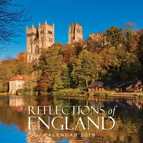 2018 Calendar Reflections of England (2 for 5) (Mar)