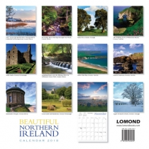 2018 Calendar Beautiful Northern Ireland (2 for £5) (Mar)