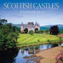 2018 Calendar Scottish Castles (2 for £5) (Mar)