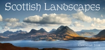 2018 Calendar Scottish Landscapes (2 for £5) (Mar)