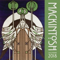 2018 Calendar Mackintosh (2 for £5)