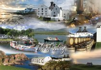 Islay - Islay Fusion Postcard (HA6)