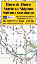 H&T Map Settle to Skipton, Malham & Grassington