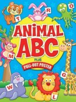 Animal ABC with Pull-out Poster