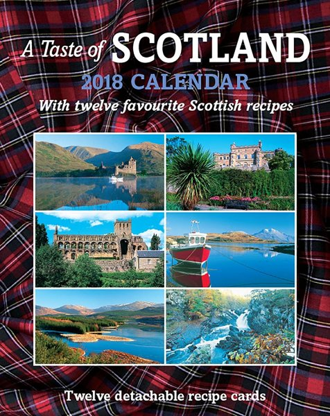 2018 Calendar Taste of Scotland (Apr)