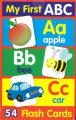Flashcards My First ABC