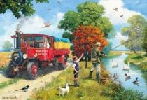 Jigsaw Afternoon Angling 500pc