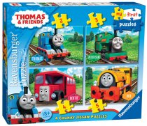 Jigsaw Thomas & Friends My First Puzzles (May)