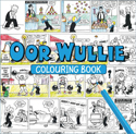 Oor Wullie Colouring Book (Jun)