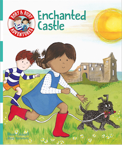 Rory & Ruby Adventures: Enchanted Castle (Jul)