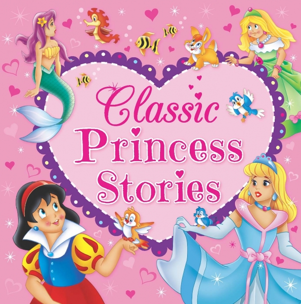 Classic Princess Stories (Sep)
