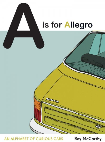 A is for Allegro (Sep)
