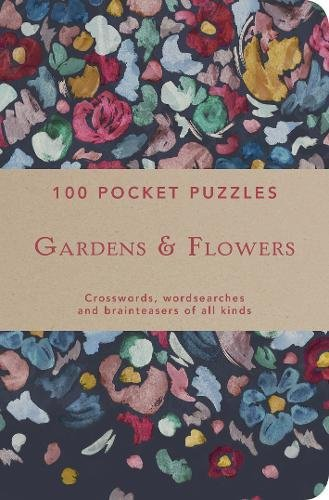100 Pocket Puzzles: Gardens & Flowers(Nov)