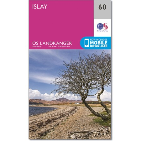 Landranger Active 60 - Islay