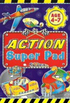 Action Super Pad (Brown Watson)
