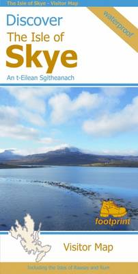 Discover the Isle of Skye Footprint Visitor Map