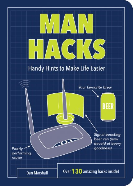Hacks: Man Hacks (Oct)