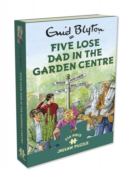 Jigsaw Five Lose Dad in the Garden Centre (Oct)
