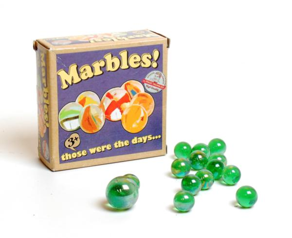 Retro Marbles Boxed