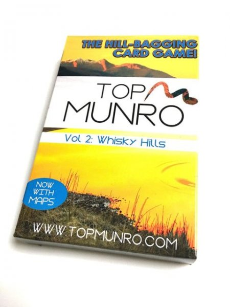 Top Munros Vol 2: Whisky Hills