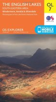Explorer OL Map 07 The English Lakes - South-Eastern Area