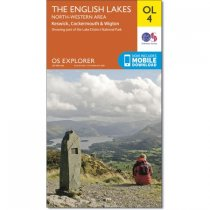 Explorer OL 04 The English Lakes - North-Western Area