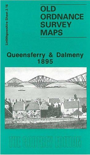 Old OS Map Queensferry &  Dalmeny 1895